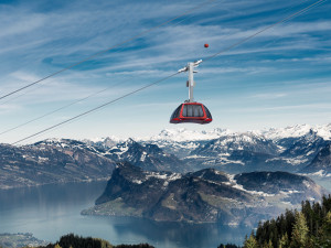 Dragon Ride Mt.Pilatus, Switzerland